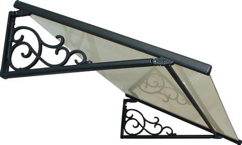 marquise de porte classique vitr 233 e sur mesure porte d entr 233 e marquises et auvents cas 233 o