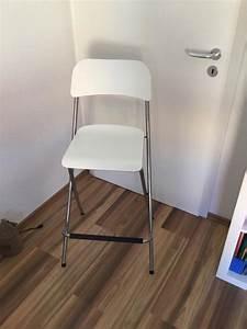 Ikea Möbel Weiß : ikea barhocker franklin wei in mutterstadt ikea m bel kaufen und verkaufen ber private ~ Markanthonyermac.com Haus und Dekorationen