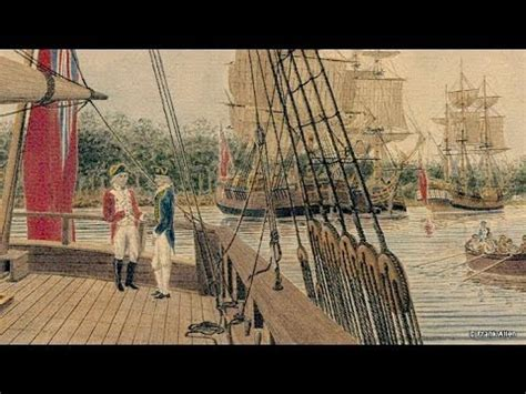 Boat Names Of The First Fleet by First Fleet Behind The News Youtube
