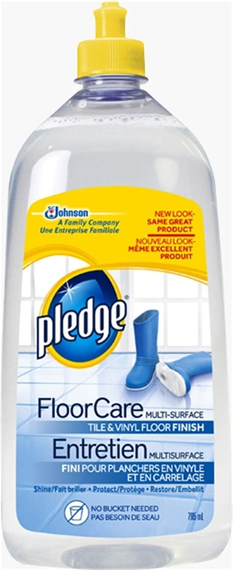 pledge 174 floorcare multi surface finish sc johnson