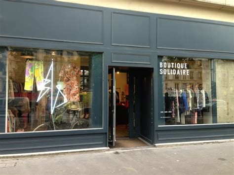 bis boutique solidaire opportunity shop thrift store 7 bd du temple marais nord
