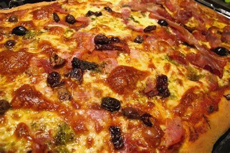 recette de pizza italienne images