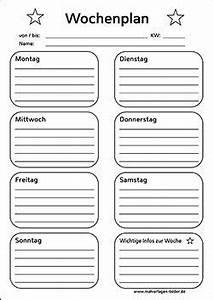 Wochenplan Haushalt Familie : wochenplan zum download journal pinterest filofax journal und happy planner ~ Markanthonyermac.com Haus und Dekorationen