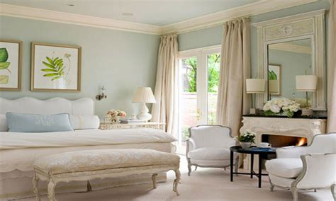 Decorating Tips For Small Rooms, Light Blue Bedroom Wall