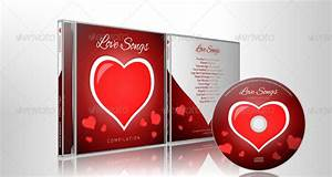 Love Songs for Valentine's Day CD Cover Artwork by ...