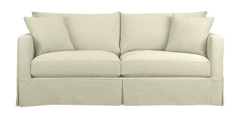 crate and barrel willow sofa copy cat chic