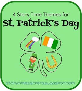 Story Time Secrets: 4 Story Time Themes for St. Patrick's Day