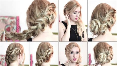 Party Hairstyles For Long Hair Step By Step 2017-2018 For Girls Today Show Braided Hairstyles Easy Hair Updos For Long Thick Hairstyle Short Bobbed Mens Haircut Style Bride With Veil And Tiara Cutting Male India Gallery Of Wedding Loose Low Bun