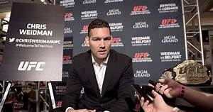UFC's Chris Weidman & Execs Lead Upstate Tour in Support ...