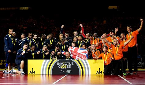 London 2014  Invictus Games Foundation