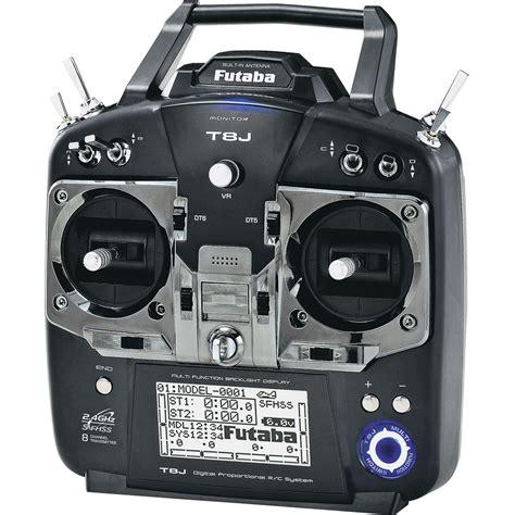 Futaba 8JH 8Channel 24GHz SFHSS Computer Radio FUTK8101 B&H