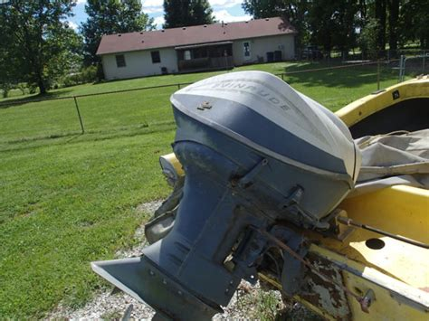 Rare Glastron Boats by 1959 Glastron Fireflite Boat With Fins Period Outboard