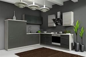 Küchenzeile Mit Elektrogeräten Billig : k che billig ~ Markanthonyermac.com Haus und Dekorationen