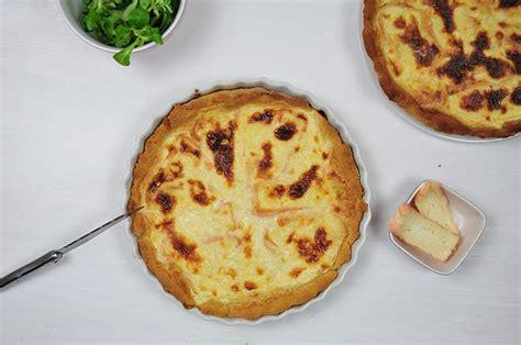 recette facile et rapide de tarte au maroilles 224 d 233 guster