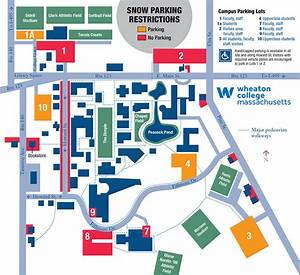 Weather-related parking restrictions - Wheaton College ...