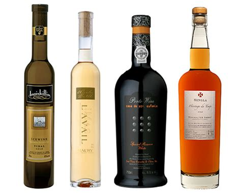 delicious dessert wines to sip this thanksgiving