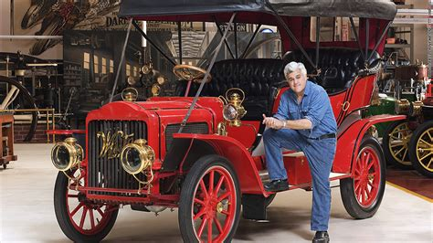 Jay Leno's Garage Second Season Renewal For Cnbc Series