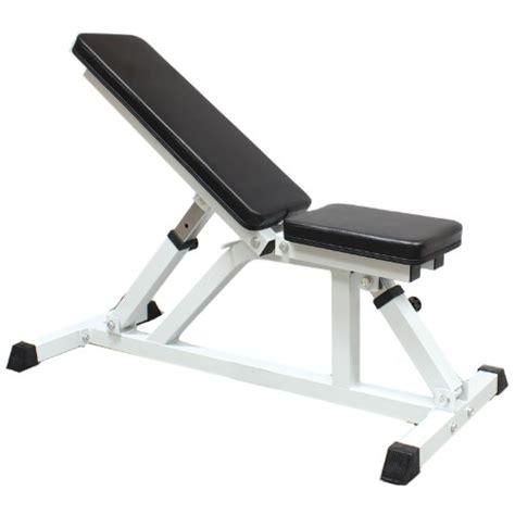 Hardcastle Flatincline Adjustable Dumbbell Weight Bench