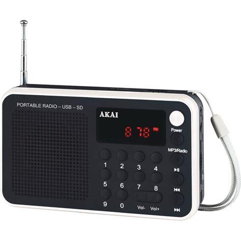 akai ar 68kw ar 68kw achat vente radio radio r 233 veil sur ldlc