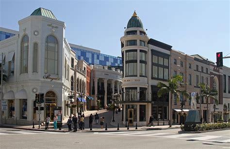 Filerodeo Drive & Via Rodeo, Beverly Hills, La, Ca, Jjron