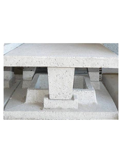 aspirateur de cheminee en beton 20x20 cm