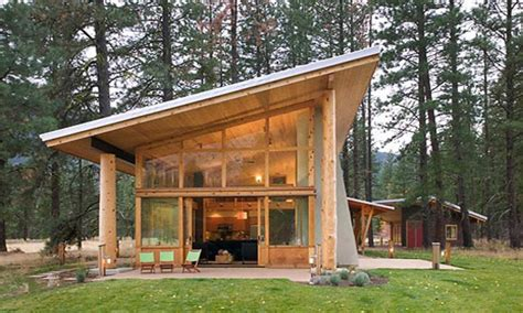 Small Cabins Tiny Houses Small Cabin House Design Exterior