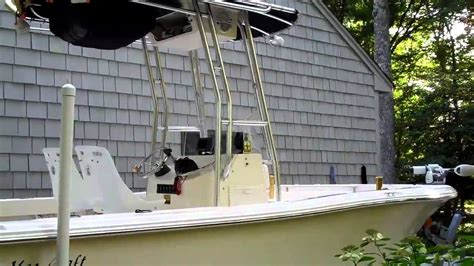 Maycraft Boats Youtube by 2004 Mckee Craft Marathon 196 Listed For Sale Youtube