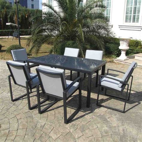 gazebo penguin 7 outdoor dining set lowe s canada