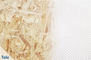 Osb Platten Streichen : osb platten tapezieren anleitung wichtige tipps ~ Markanthonyermac.com Haus und Dekorationen