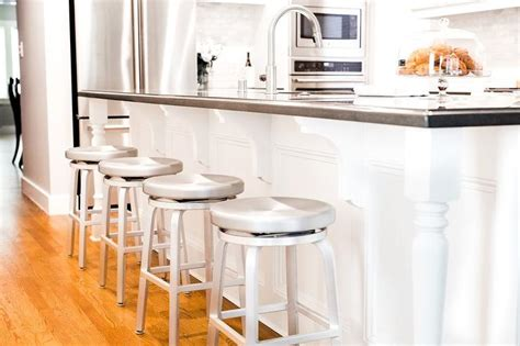 Long Island With Backless Aluminum Swivel Counter Stools Walnut Dining Room Tables Wall Units Travertine Table White Round Sets Rustic Next Wayfair Chairs Cheap