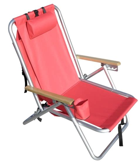 Wearever Chair Aluminum by Wearever Aluminum Hi Back Backpack Chair Colors