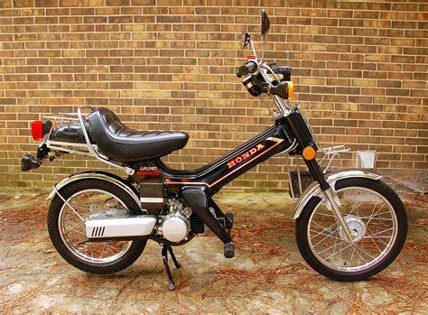 Honda Nu50-urban-express-1982-usa 1982