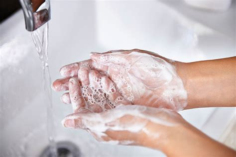 5 Steps To Properly Wash Your Hands  20160222 Safety