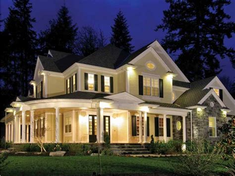 Eplans Country House Plan  Private Bath For Each Bedroom