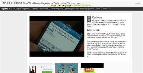 The Esl Times How To Use Dinamic Views In This Blog