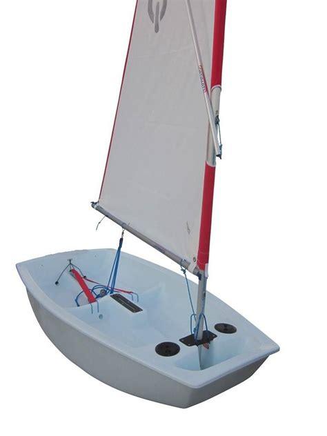 Boot Optimist by Optimist Sailqube Poly 233 Thyl 232 Ne Complet Segelboote