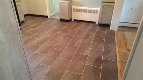 luxury vinyl tile with acrylic grout in saugerties ny the flooring source