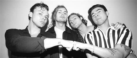 5 Seconds Of Summer Introduces A Rockin' New Sound In