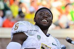 Oregon Running Back De'Anthony Thomas Declares for NFL Draft