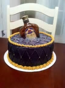 crown royal cake pin bottles cake on