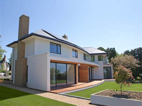 Contemporary House Design Architects Uk Residential