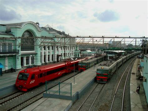 Moscow Train Station by Belorussky Station Getting There Moscow