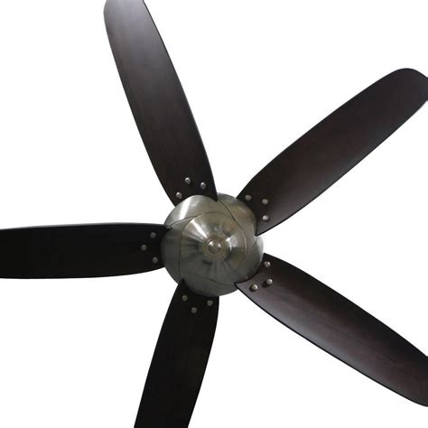 hton bay 68156 altura 68 in indoor brushed nickel ceiling fan pppwae avi depot much more