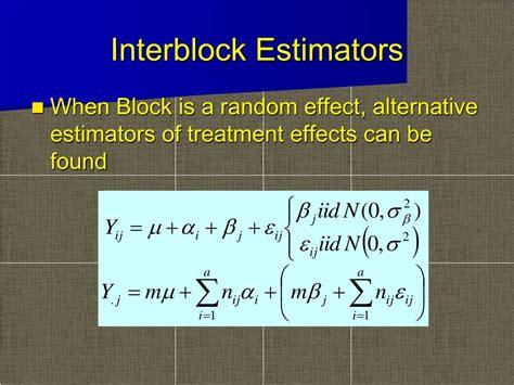 balanced incomplete block design ppt balanced incomplete block design bibd powerpoint