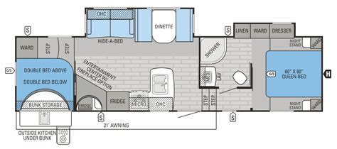 jayco eagle fifth wheel floor plans 2016 newhairstylesformen2014