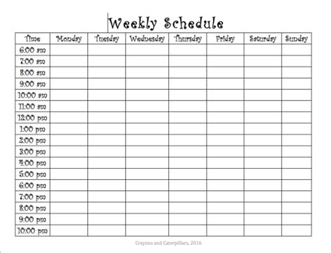 Weekly Schedule Printable Flow Diagram Keynote Decision Tree Of Current Status Elementary Education In Software Engineering Game Rap Chart Qualitative Analysis Adobe Xd