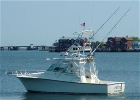 Party Boat Fishing Atlantic City Nj by Inshore Charter Boat Obeth Charters In Margate Nj