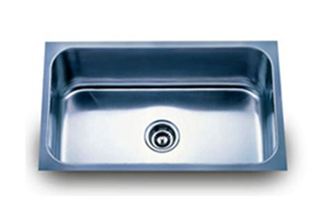 delta rectangle single bowl undermount stainless steel