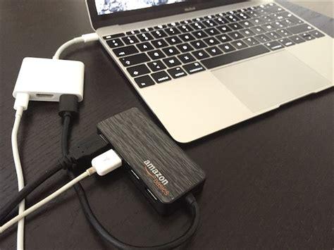 macbook ce que l on peut connecter 224 l adaptateur multiport usb c macgeneration