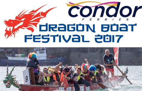 Jersey Hospice Dragon Boat Racing by Jersey Hospice Care Condor Ferries Dragon Boat Festival